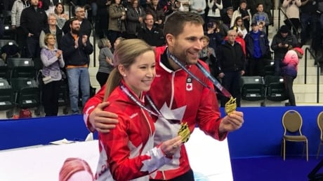 Lawes, Morris win Olympic mixed doubles curling berth thumbnail