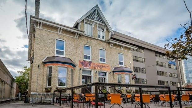 Women who fancy the Manhattan clam chowder or cobb turkey wrap at the Morrissey House in London, Ont., now get to enjoy any lunch or dinner menu for a 13 per cent discount.