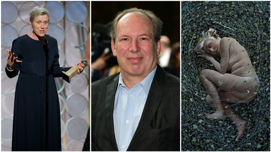 Today on q: contributors John Semley and Tina Hassannia on the Golden Globes, film composer Hans Zimmer, stage actress Seana McKenna.