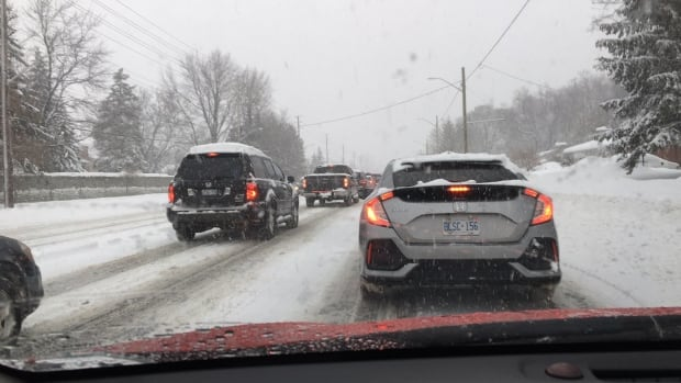 Dangerous driving conditions mean there will be no Meals on Wheels delivery for January 8.