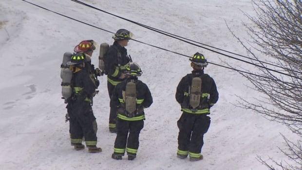 Saint John, butane leak, Bayside Drive, firefighters