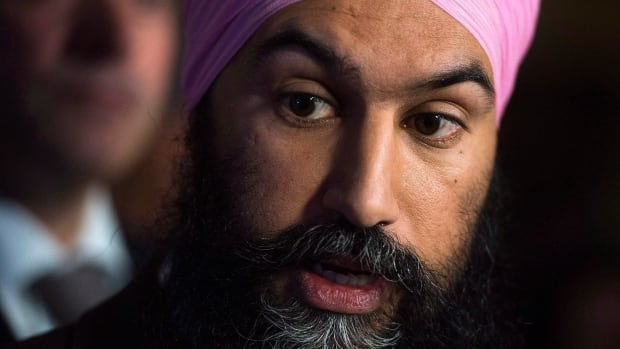 NDP Leader Jagmeet Singh says he wants a 'genuine connection' with a riding before he'd consider running in it for a seat in the House of Commons.