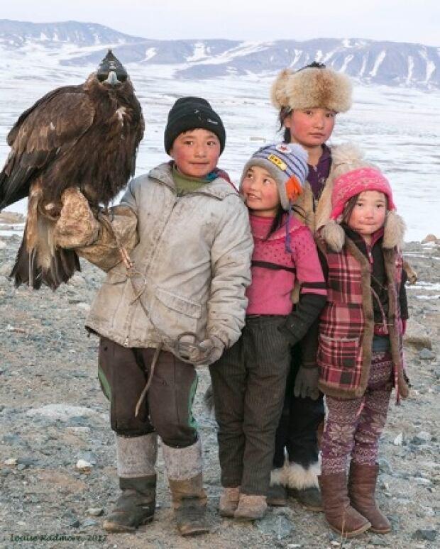 Children of the Kazakh clan