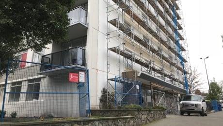 Victoria apartment tower