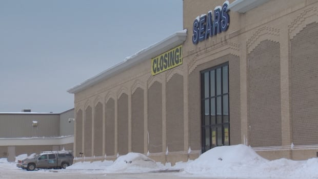 The store declared bankruptcy earlier this year leaving thousands without jobs and many loyal customers without their favourite big box store.