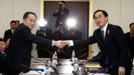 2 Koreas to form 1st joint Olympic team, march together in opening ceremony