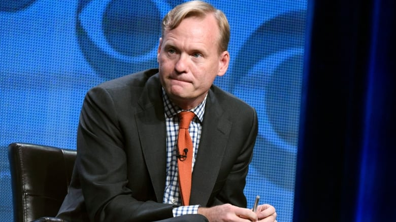 John Dickerson to replace Charlie Rose on CBS This Morning