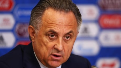 Vitaly Mutko Olympic Doping Appeal Russia