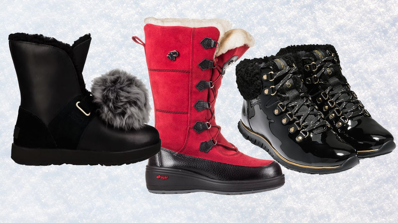 bb44c674cf4 10 Stylish boots for a winter that means business   CBC Life