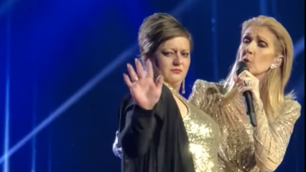 When a drunk fan rushed the stage at a recent Céline Dion concert in Las Vegas, she handled it with remarkable skill and grace.