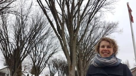 Caroline Ross trees
