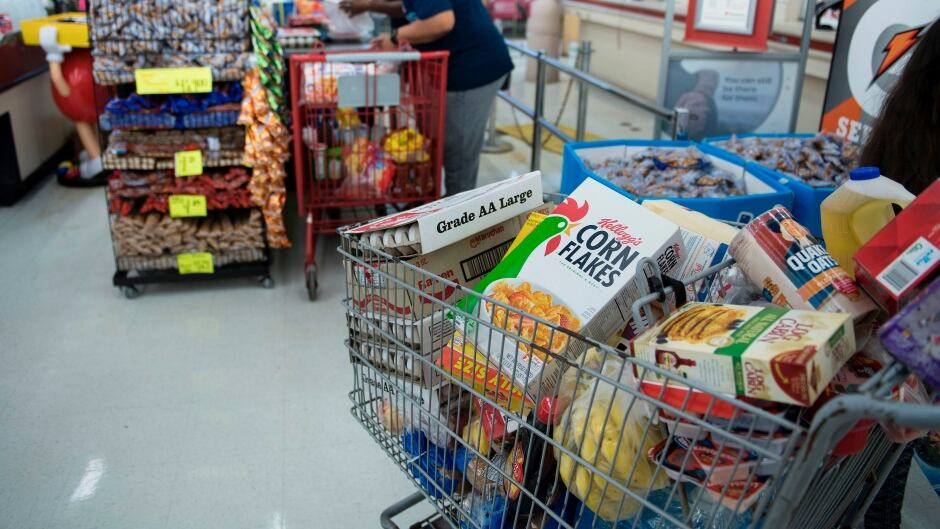 How many items is too many for a grocery store express checkout line?