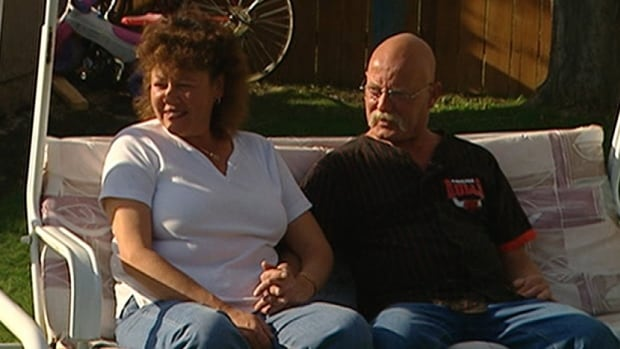 Lydia and Gerhard Storm, pictured in 2006, are finally heading to trial in an attempt to get the title to their house back after 13 years.