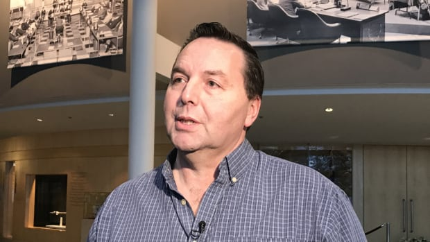 Minister of Industry, Tourism, and Investment Wally Schumann says it's important for the territorial government to go because the 'industry needs to know what's available here and what we're doing to promote it.'
