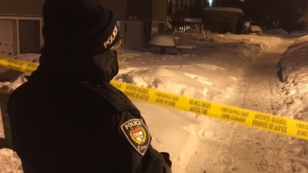A man died in a shooting on Paul Anka Drive on Jan. 9, marking Ottawa's first homicide of 2018.