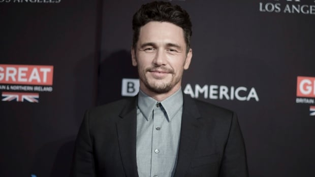 James Franco tells Stephen Colbert Twitter accusations 'are not accurate'