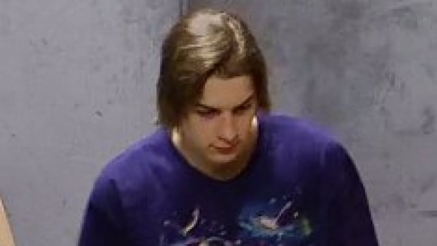 Amherstburg police are asking he public to help identify this man, in relation to an incident at a laundromat.