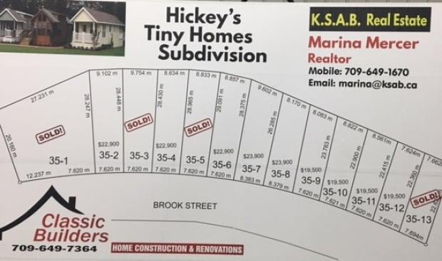 Hickey's Tiny Homes Subdivision
