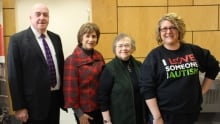 2017 Citizens of Exceptional Achievement Award winners