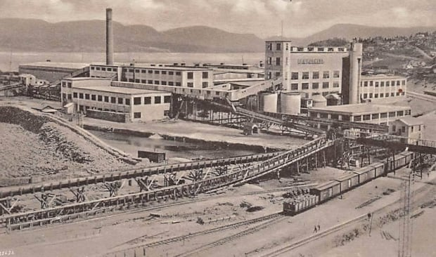 Corner Brook Pulp and Paper in the 20s