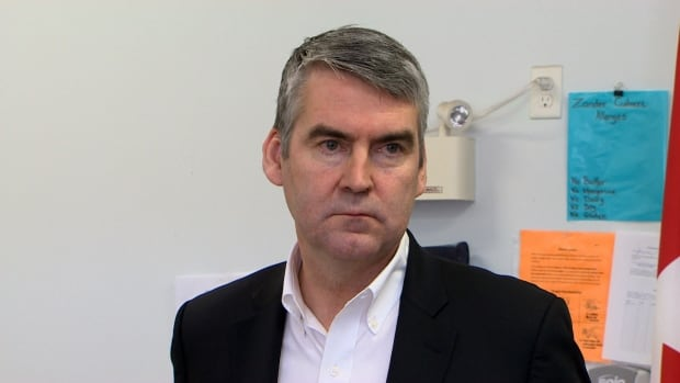 Premier Stephen McNeil said the province can't force people to become citizens.