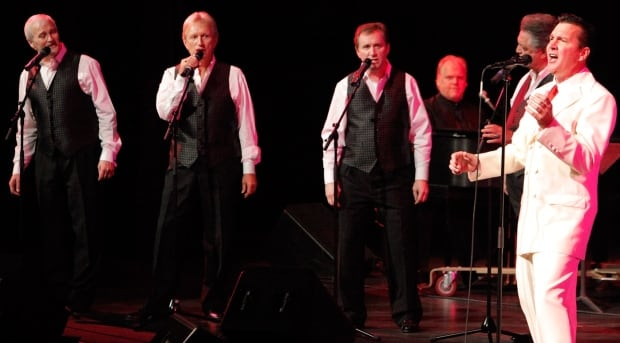Bruce Sheasby and the Imperials