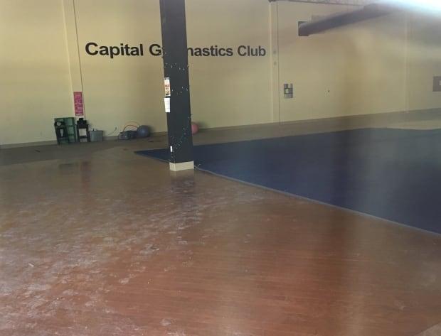 capital gymnastics
