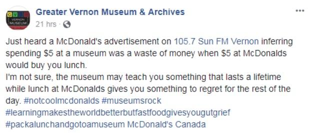 Vernon Museum
