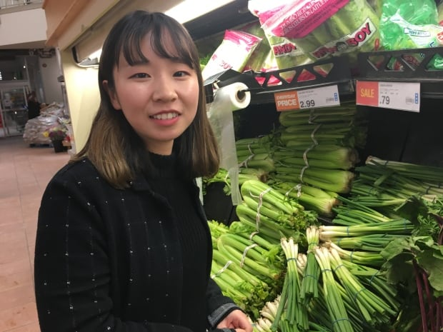 Grocery stores can be a foreign country for international students