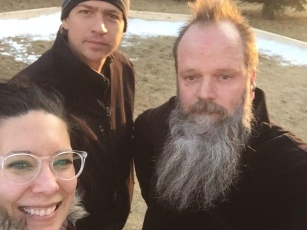 Calgary Crokicurl pioneers