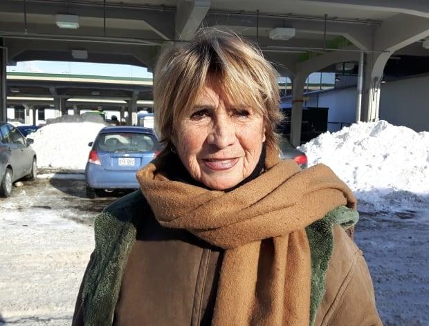 Annie Alberro, Rosemont homeowner