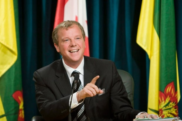Premier Wall spends final day in office