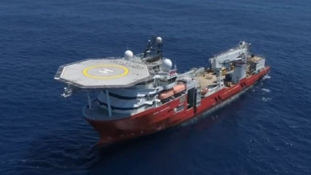 Ocean Infinity's vessel, Seabed Constructor, will deploy at least eight autonomous underwater vehicles (AUVs) equipped with St. John's-based Kraken Robotics' synthetic aperture sonar in an attempt to locate the downed flight MH370.