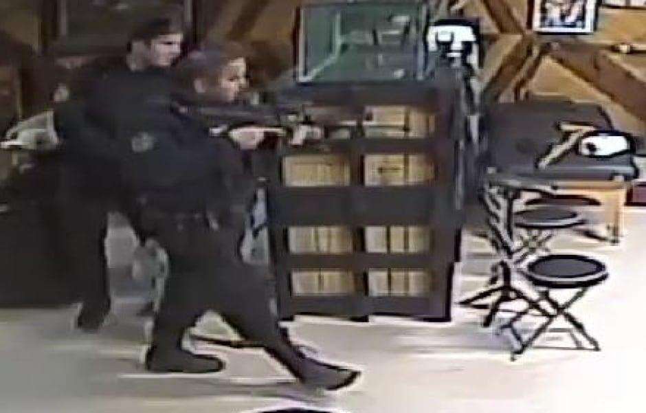 Six Nations police raid