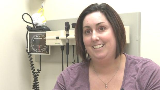 Miaya Killips started experiencing symptoms of scleroderma in 2011.