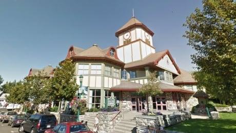 Qualicum Beach town hall