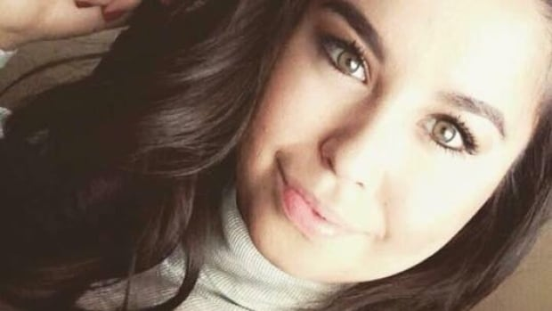 The family of Tristan Dave-Lawrence, 21, say she died from carbon monoxide poisoning in a vehicle in northern Alberta.