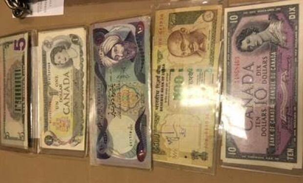 PAPS ISET cash seizure