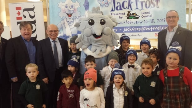 Organizers announced on Thursday a new venue for kids at this year's Jack Frost Winterfest in Charlottetown, as well as events for adults at night.