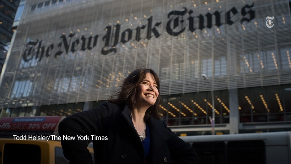 Jada Yuan landed her dream job at the New York Times — the coveted 52 places corresponded.