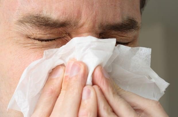 sneeze flu