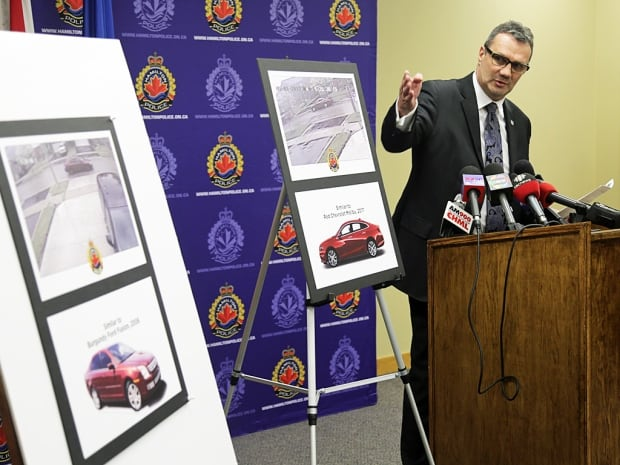 Police seek public's help locating vehicles related to Musitano murder