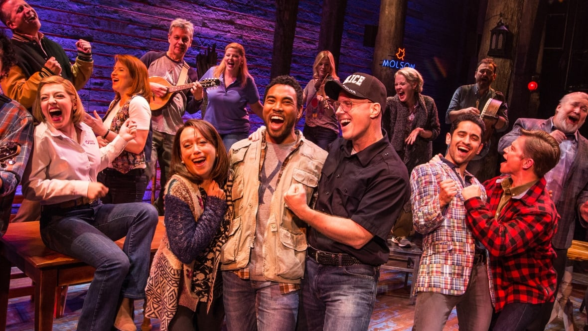 Believe the hype: Come From Away a heartwarming, funny, moving musical about passengers stranded by 9/11