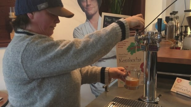 P.E.I. kombucha makers were told they can't sell their product to licensed establishments.