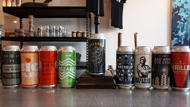 More craft breweries are shifting to using cans because of consumer demand, saying they're more environmentally friendly and produce a better quality product.
