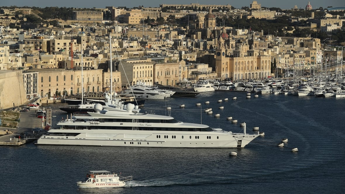 Rich Russians needing an exit strategy turn to Malta, where citizenship is for sale