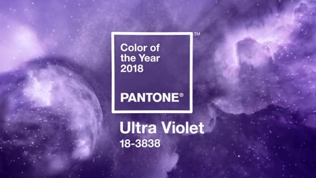 Pantone Color Institute Colour of the Year 2018: Ultra Violet
