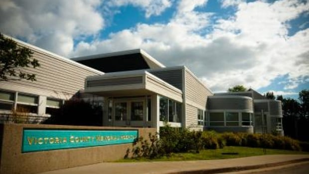 Victoria Memorial Hospital in Baddeck, N.S., is one of two hospitals in Victoria County anticipating doctor vacancies.
