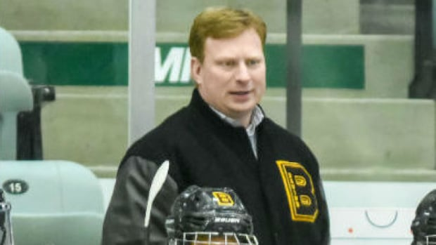 Officials with the Estevan TS&M Bruins of the Saskatchewan AA Bantam Hockey League confirm that assistant coach Mike Sarada, 44, was killed on Monday just north of the city.