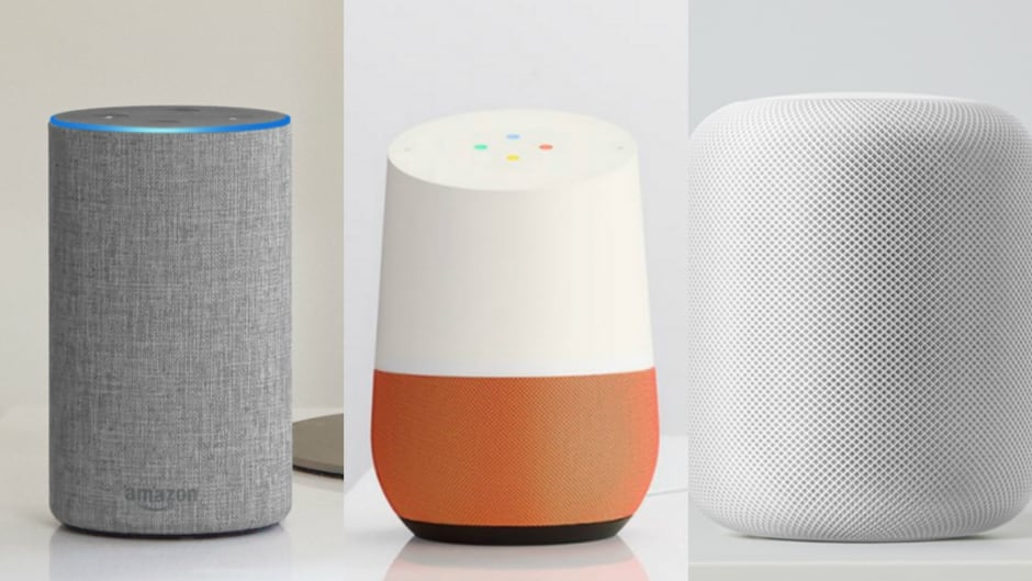 Amazon, Google and Apple are all vying to win the smart speaker battle. But for the blind community, Amazon's Echo is the one to beat, says contributor Jon Kalish.